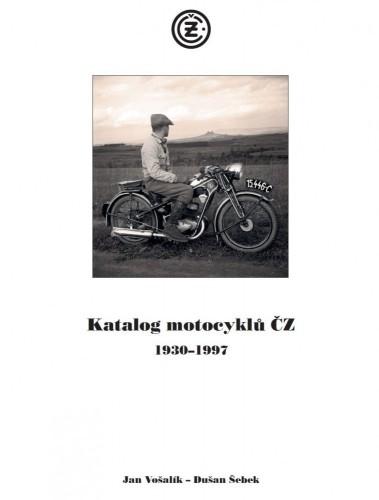 Katalog motocyklù ÈZ - knižní novinka