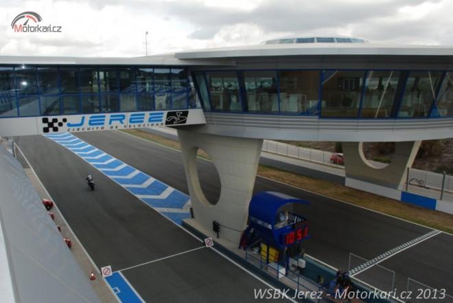 Desátý podnik MS Superbike – Jerez