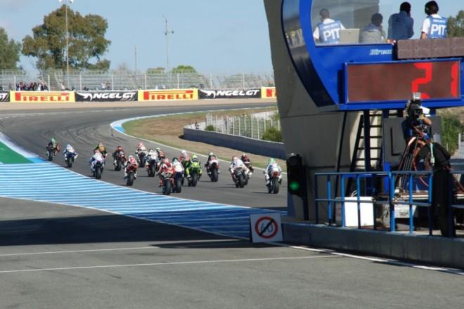 MS Superbike � p�tek v Jerezu