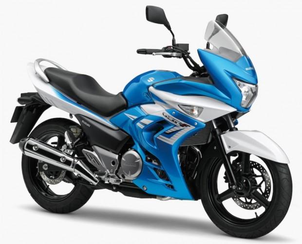 Suzuki p�edstavila novou GSR250F