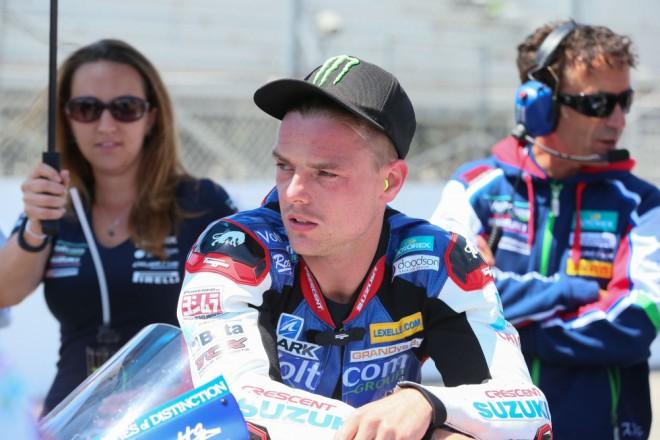 Alex Lowes sní o závodìní s bratrem Samem v Moto2
