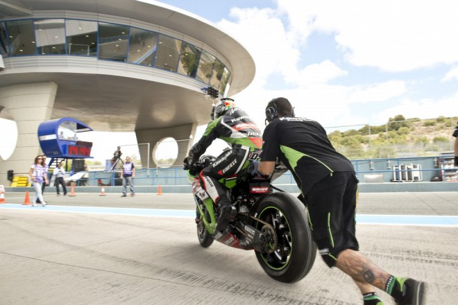 MS Superbike – den závodu v Jerezu