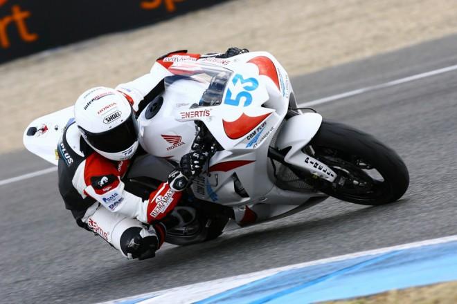 Další dva body pro Com Plus SMS Racing