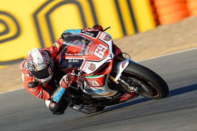 Ježek je po Jerezu zpátky na tøetí pozici