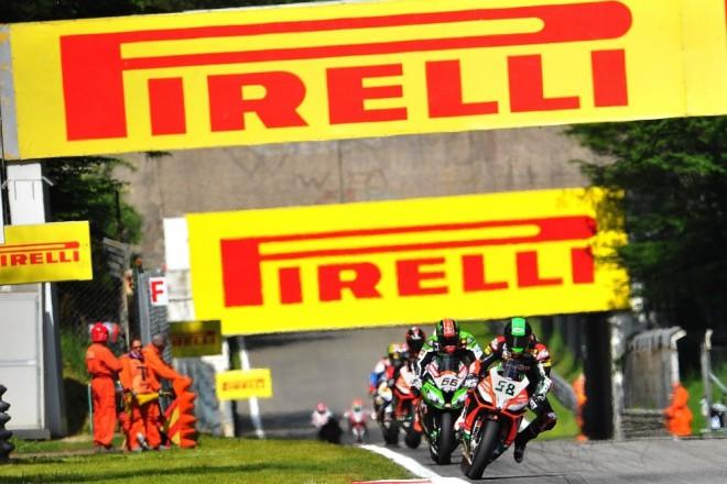 Pirelli z�st�v� ve WSBK minim�ln� do konce roku 2018