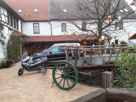 S pcxkou do Harzu