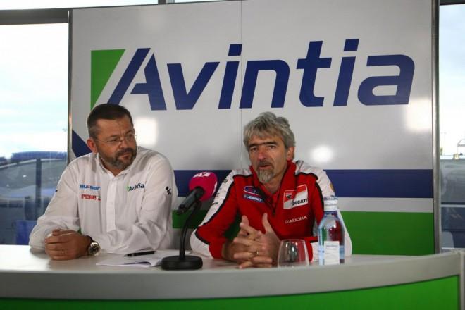 Avintia Racing spojila síly s Ducati, cílem je vyhrát tøídu Open