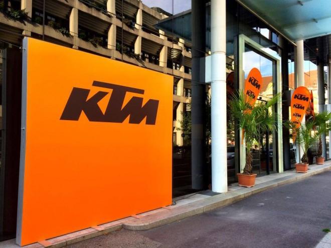 KTM intenzivnì pracuje na projektu MotoGP