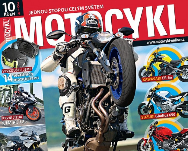 Motocykl 10/2014
