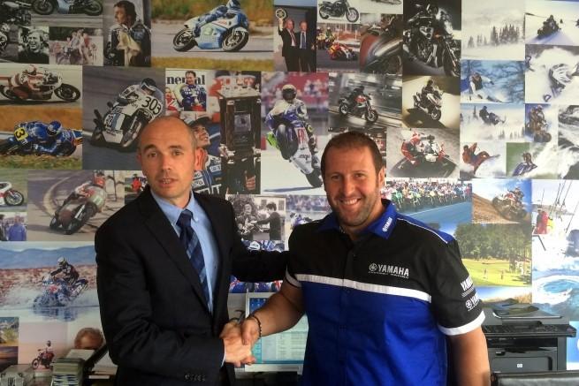 Yamaha pojede Dakar 2015 se tøemi jezdci