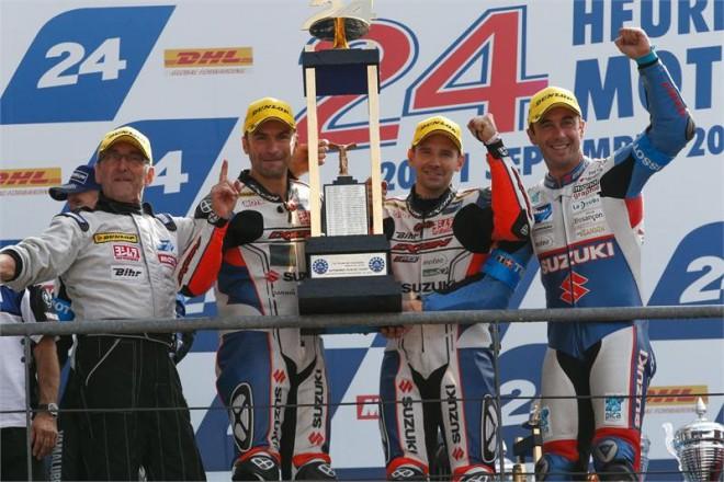 Konec nadvlády SRC Kawasaki, vyhrál tým SERT