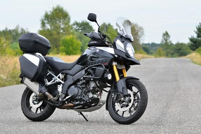 Pozvánka na testování nové Suzuki V-Strom 1000