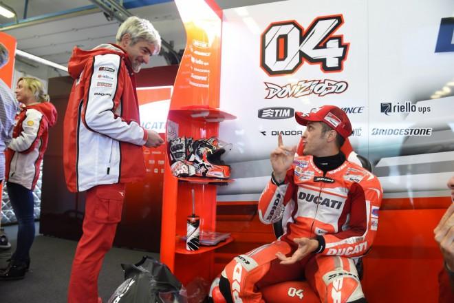 Ducati nasadí vývojovou verzi Desmosedici GP14.2