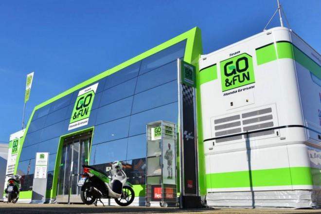 V roce 2015 tým Gresini Moto3 s Hondou a italskými jezdci