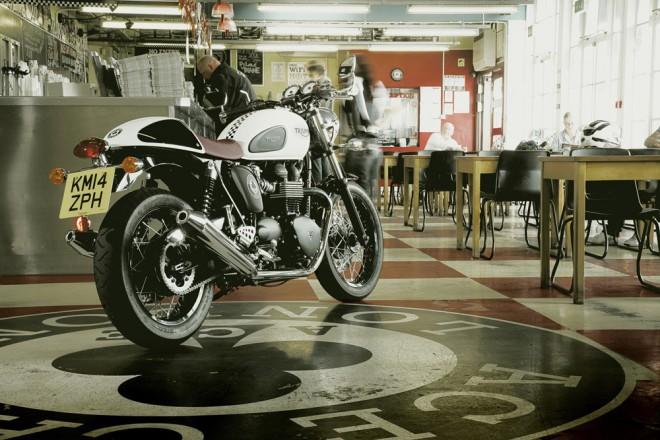 Triumph Thruxton Ace Special Edition