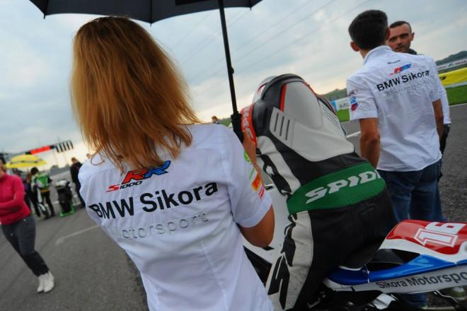T�m BMW Sikora Motorsport v roce 2014