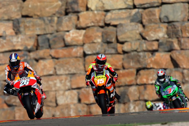 GP Aragonie – kvalifikaèní sobota