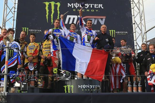 Motokros národù vyhrála Francie