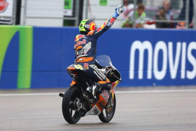 Poslední závod sezony vyhrál Martin