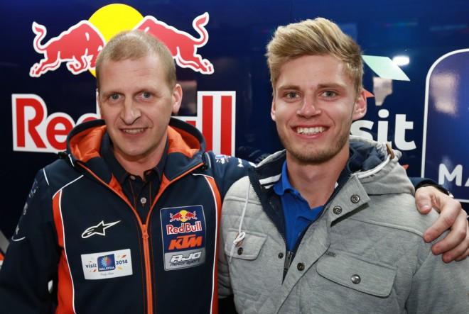 Red Bull KTM Ajo potvrdil dalšího jezdce, Jihoafrièana Bindera