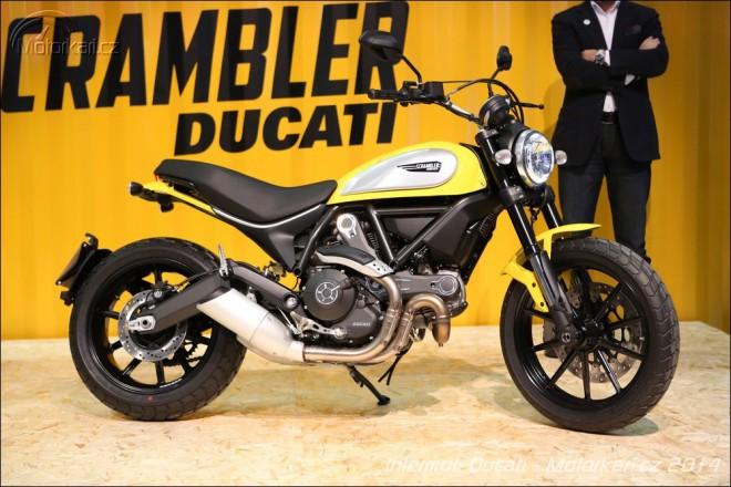 Intermot: Ducati Scrambler
