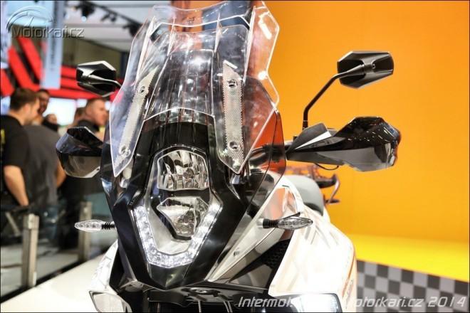 Intermot: KTM 1290 SuperAdventure a Freeride E-SM