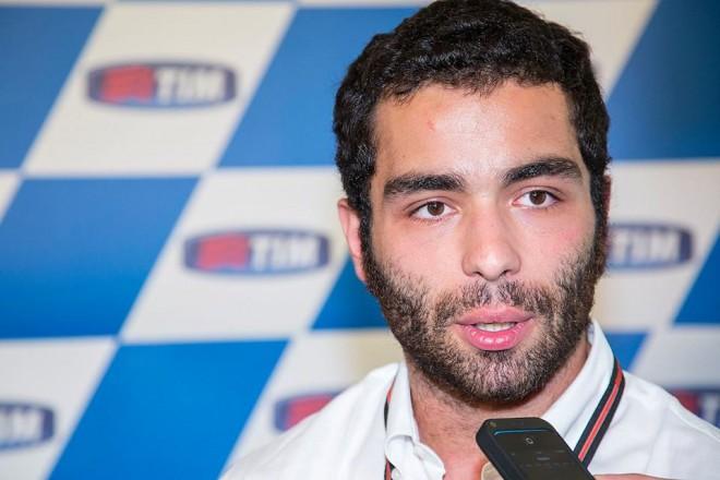 Petrucci podepsal s Pramac Racingem