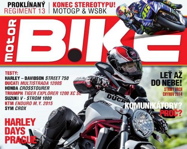 Motorbike 10/2014