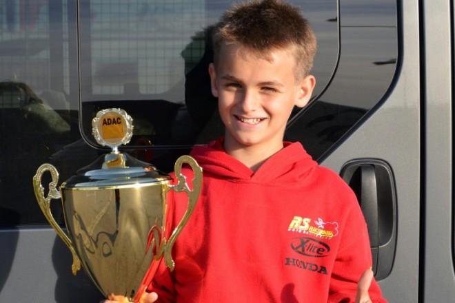 ADAC Mini Bike Cup: Svoboda je vicemistrem N�mecka