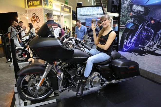 Intermot: Harley-Davidson