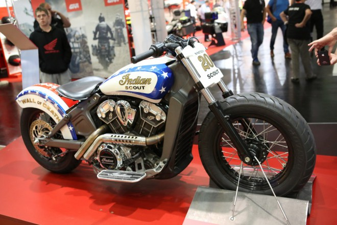 Intermot: Indian a Victory
