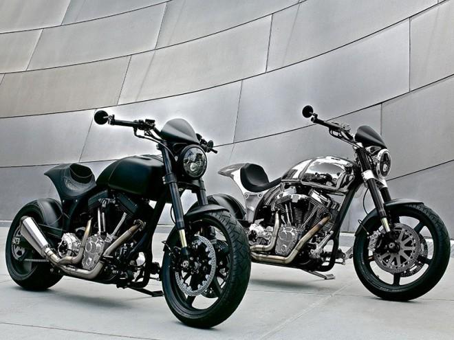 Motocykl KRGT-1 od Keanu Reevese jde koneènì do prodeje