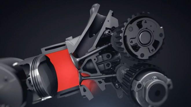 Nový motor Ducati Testastretta DVT