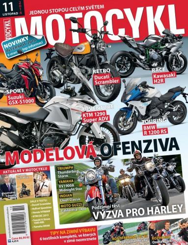 Motocykl 11/2014