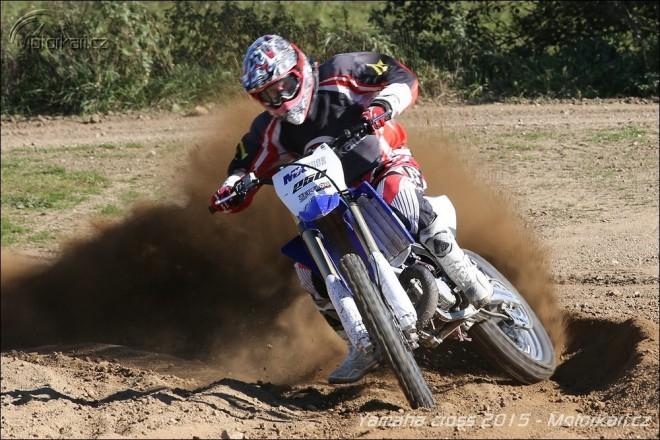 MX Yamaha 2015 – Ve znamení dvoutaktních cirkulárek