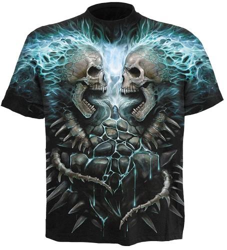 Soutìž o trièko Spiral Direct s potiskem