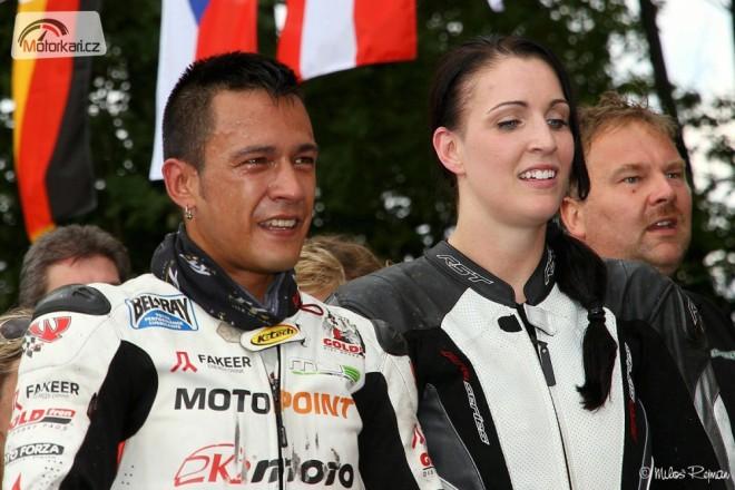 Motopoint Indi Racing v poøadu Víkend