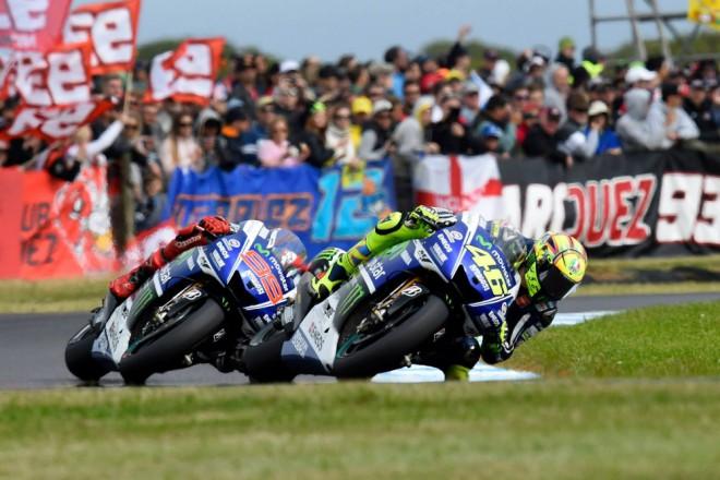 Yamaha vyhrála poslední ètyøi Grand Prix v øadì