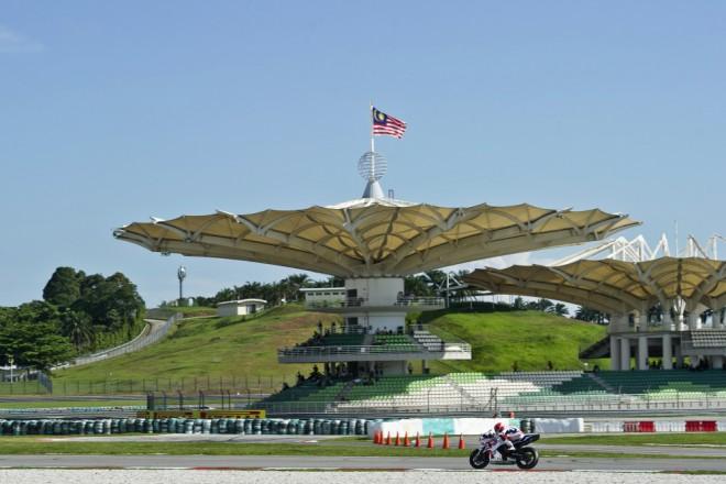 Sedmnáctá GP sezony – Velká cena Malajsie