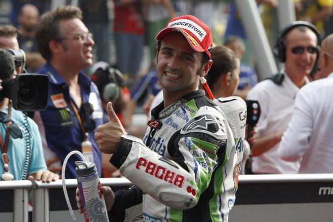 S Ducati byl Barber� podruh� nejlep��m jezdcem Open