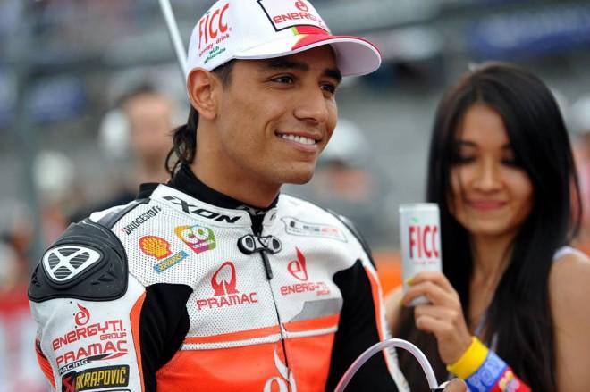 Kolumbijec Hernández má smlouvu s Ducati