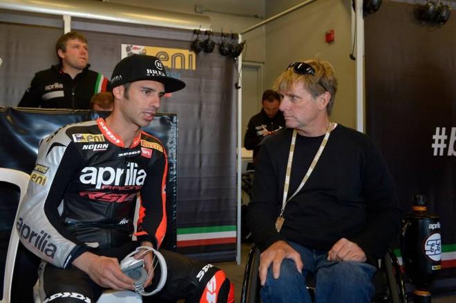Pøíští týden mají potvrdit Melandriho pøestup do MotoGP