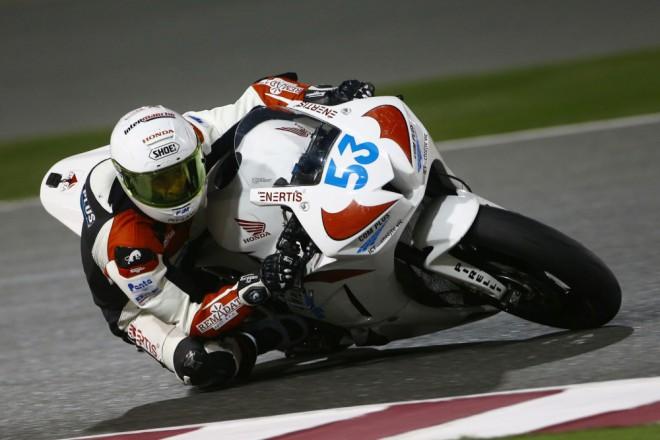 Smolný závìr sezony pro Com Plus SMS Racing