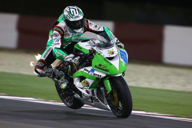 Intermoto druhé v týmech, Marino nejlepší jezdec Kawasaki