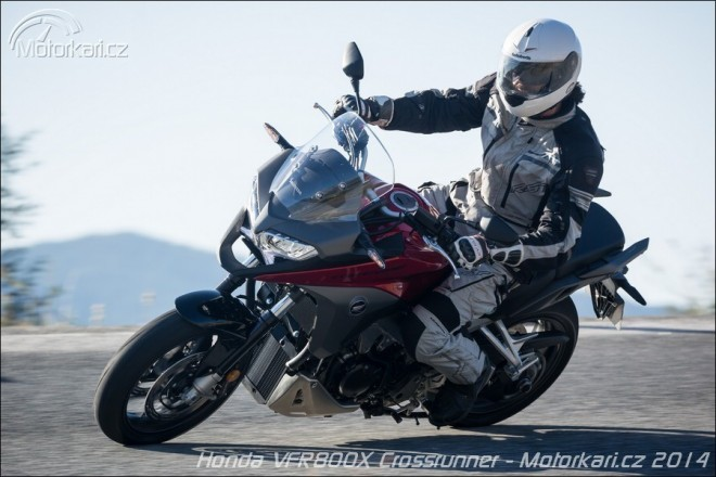 Honda VFR800X Crossrunner: jin� sv�t