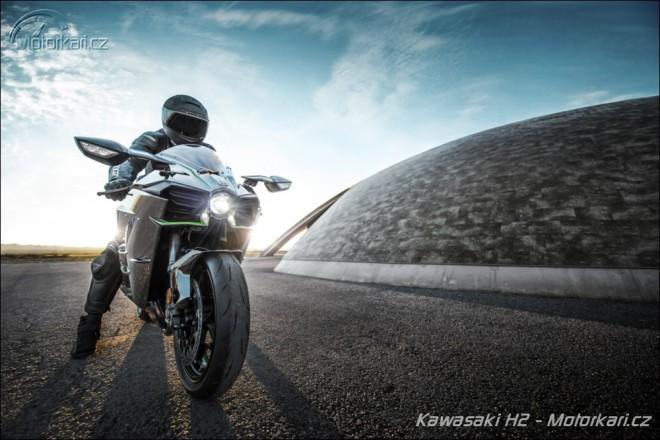 Nové Kawasaki: Ninja H2, Ninja 250SL a naháèe Z300 a Z250SL