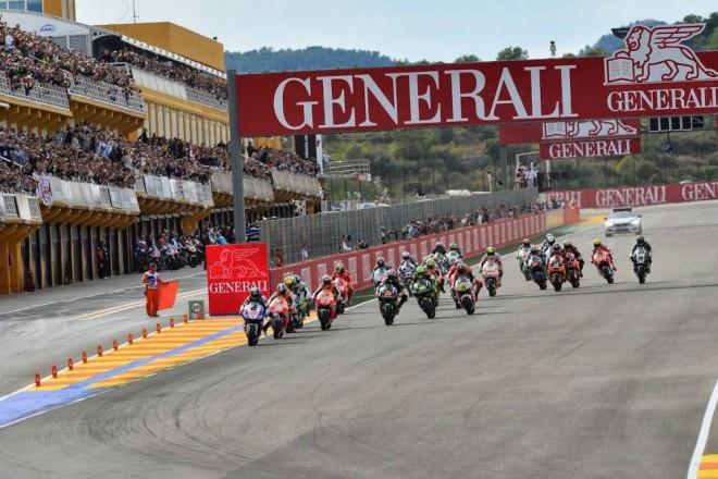 Osmnáctá GP sezony – Velká cena Valencie