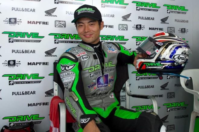 Aoyama je testovacím jezdcem HRC