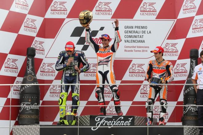 Ohlasy po závodu ve Valencii