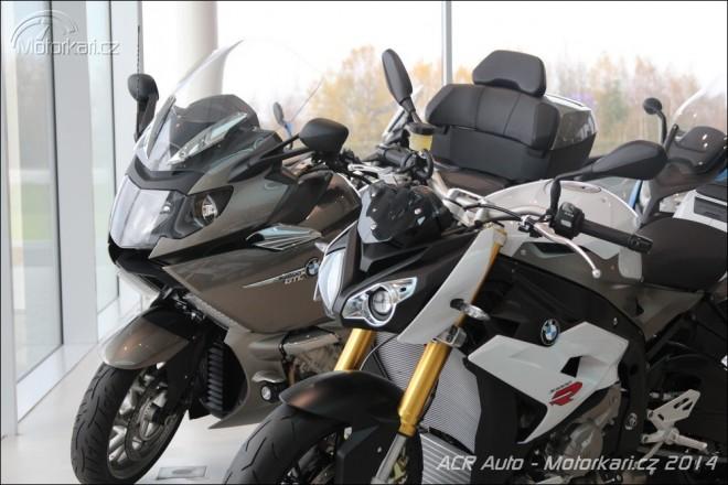 Dealer BMW Motorrad už také v Èeských Budìjovicích